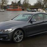 voiture BMW serie 4