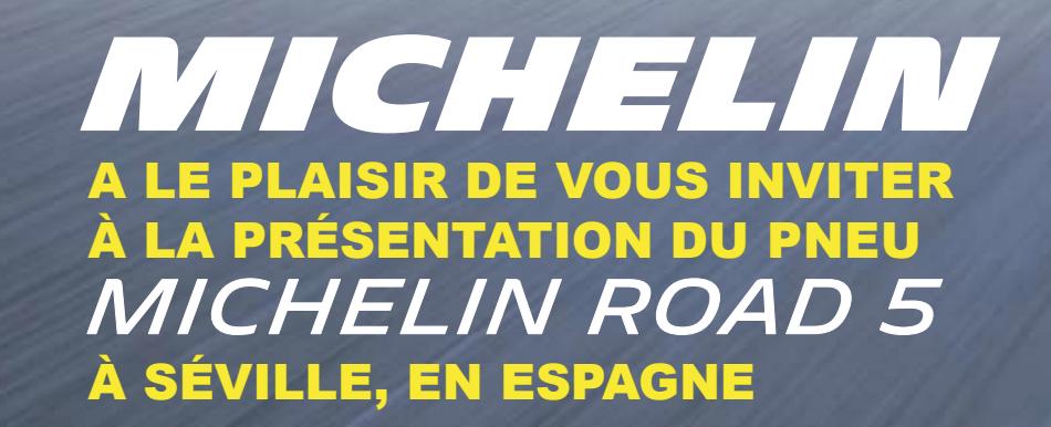 Michelin Road5 Seville Espagne