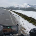 R12R dans la neige