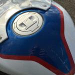 bleu et blanche : S1000R Bayonne