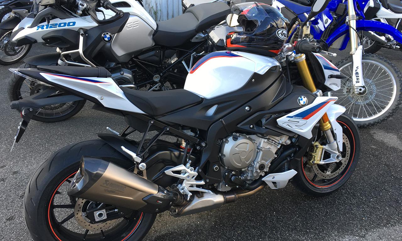 S1000R à vendre chez Preference 64 Bayonne