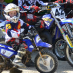 enfant moto cross