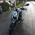 Essayer une moto BMW