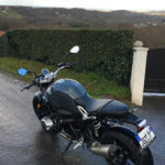 Rouler à moto au Pays Basque en BMW