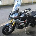 moto toutes options à l'essai chez BMW PREFERENCE 64 BAYONNE
