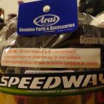 Speedway : spécialiste de la visière pour casque de moto