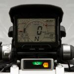 tableau de bord du Honda XADV 750