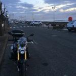 BMW R1200R : idéale en bord de mer pour se balader
