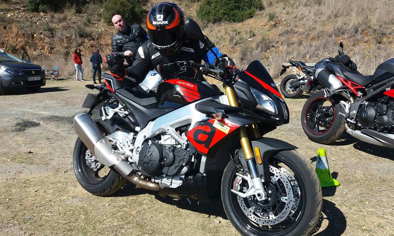 Redman de motopiste.net et David Jazt