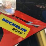 Michelin Road5 : le pneu idéal sur l'Aprilia Tuono V4 1100 RR