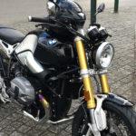 Essai moto BMW Nine-T classic noire