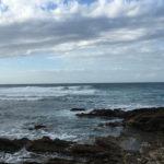 vue océan au Pays Basque