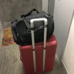 valises prêtes pour l'Espagne