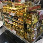 Chocolat en Duty free