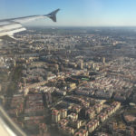 arrivée à Séville