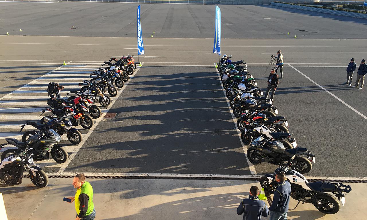 Road5 : large gamme de moto