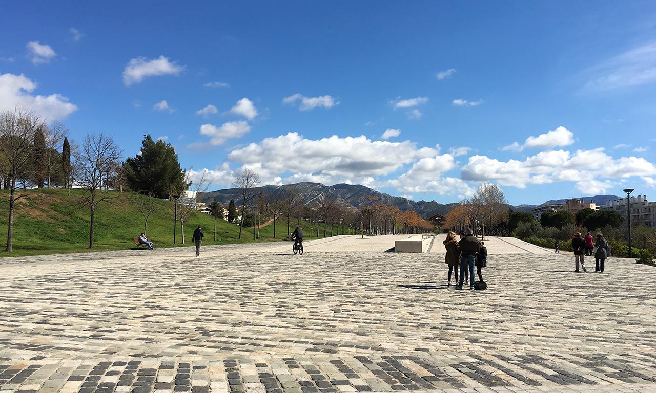 Parc du 26ème centenaire de Marseille