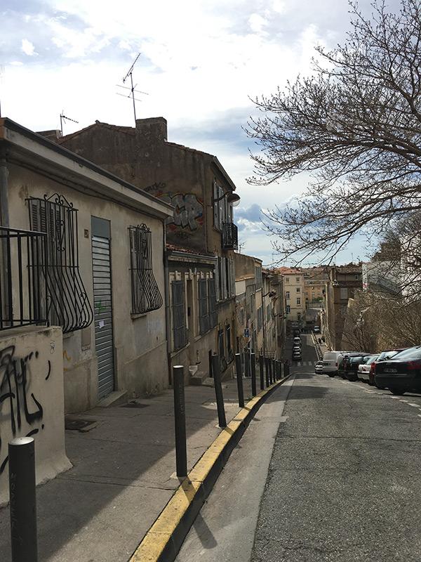 rue de Marseille