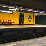 Métro à Marseille : ligne M1 et M2