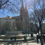 le temps à Marseille