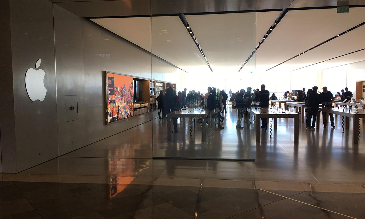 Apple Store de Marseille