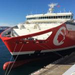 Corsica : bateau pour la corse