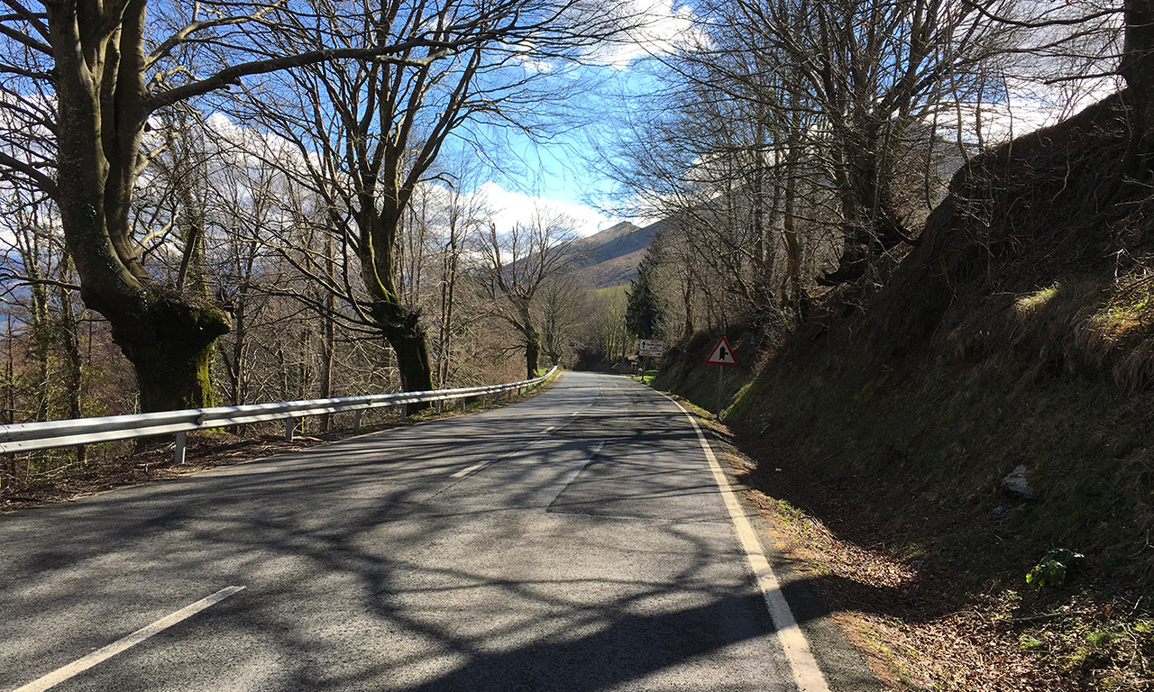 Roadbook au Pays Basque côté Espagnol