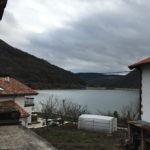 Barrage hydraulique au coeur du Pays Basque