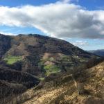 Paysage Basque dans les montagnes
