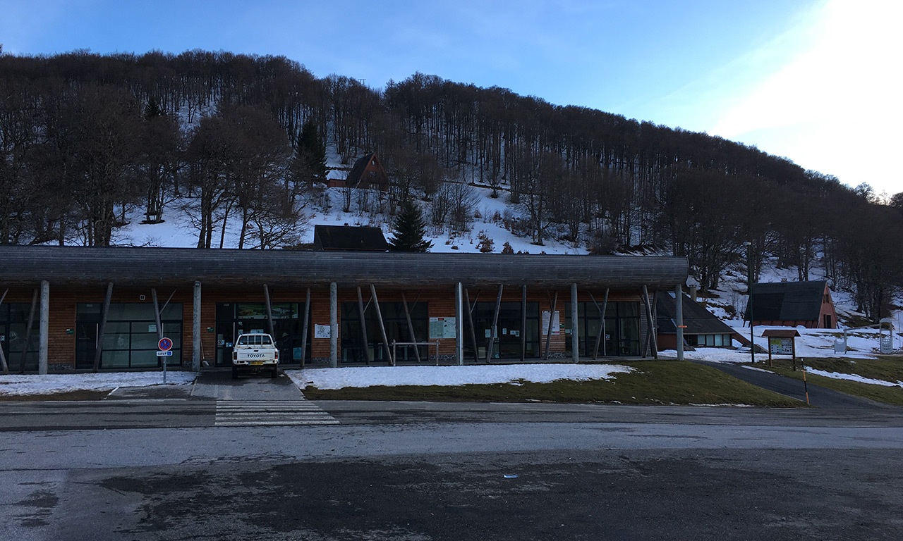 Village Iraty au coeur des Pyrénées