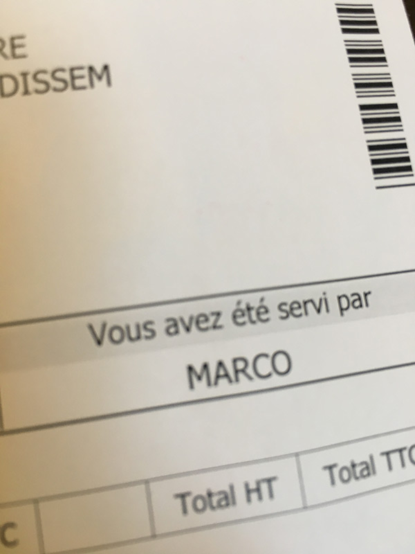 Marco : responsable des ventes chez Honda VIP Moto Marseille