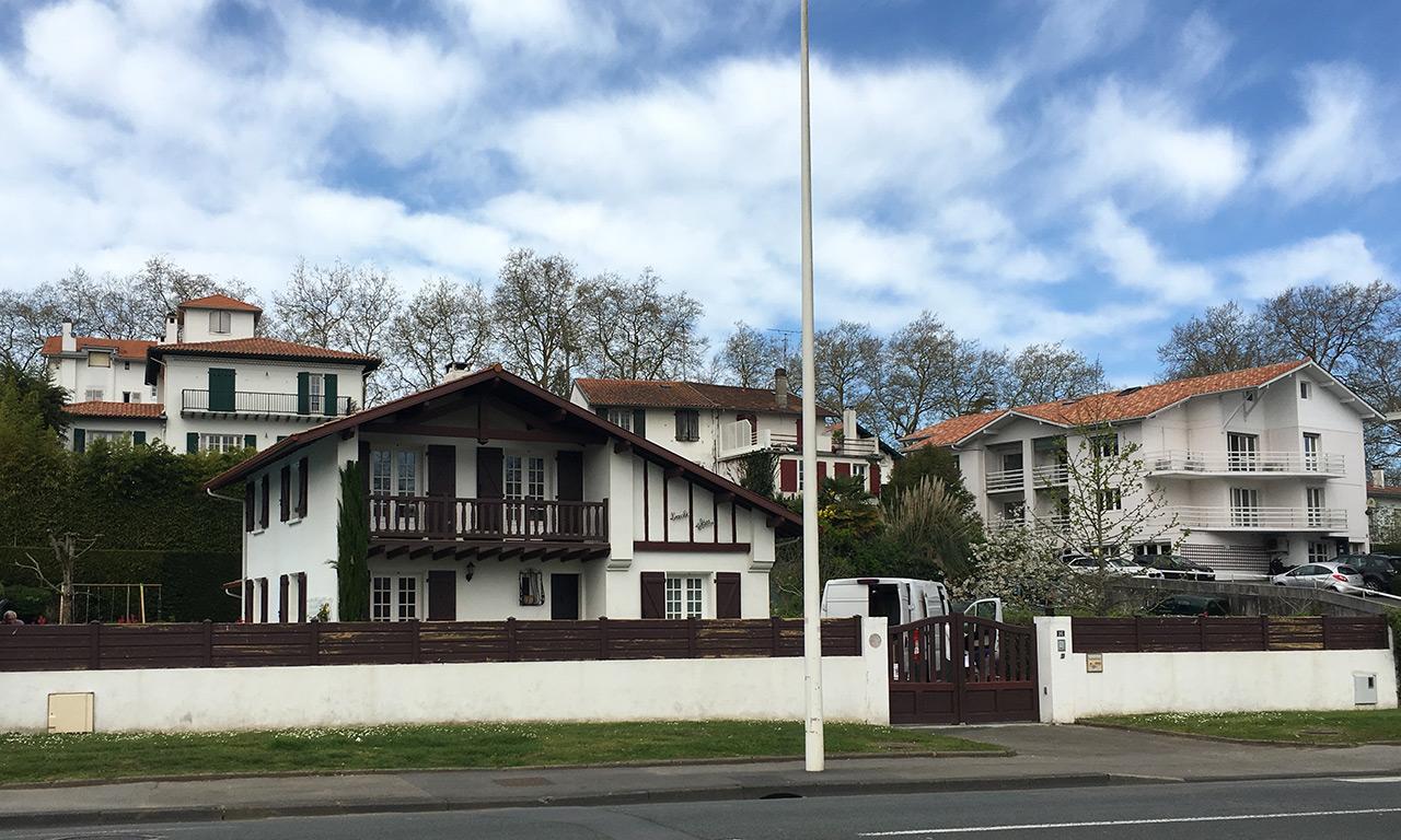 Architecture des maisons Basques
