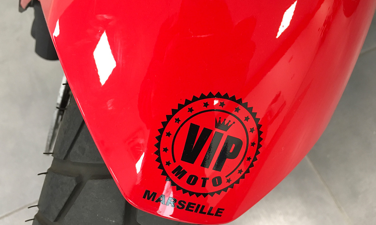 Honda moto Marseille : VIP