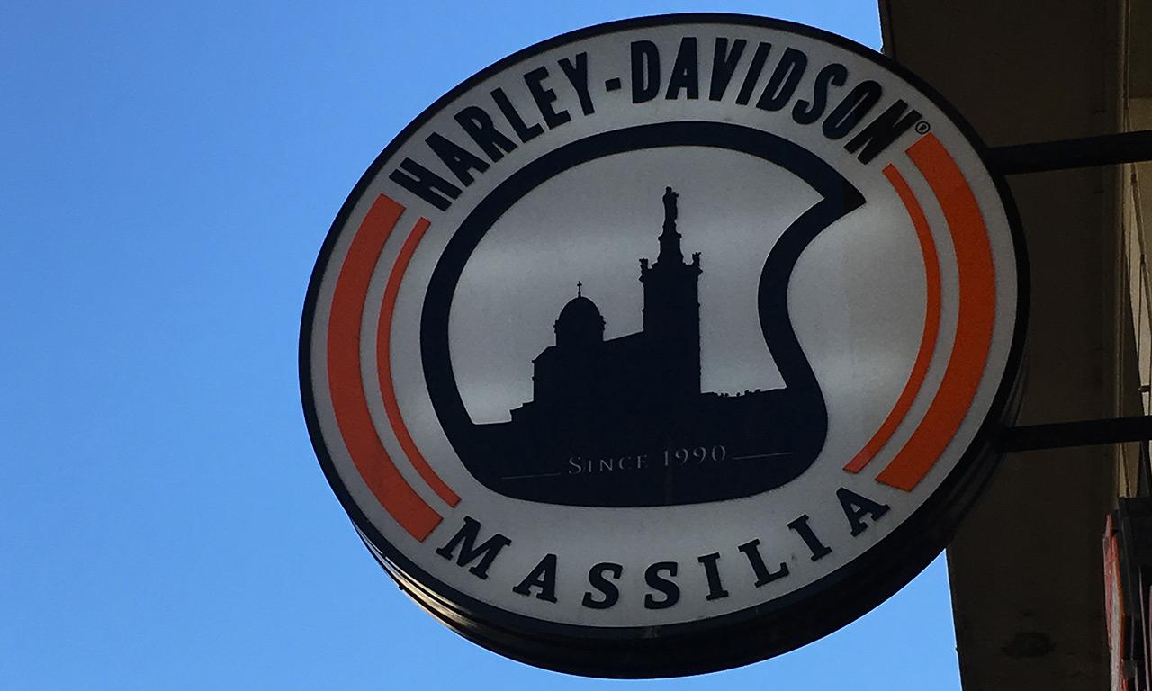 Harley Davidson Marseille