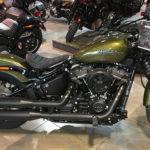 Nouveau coloris chez Harley Davidson