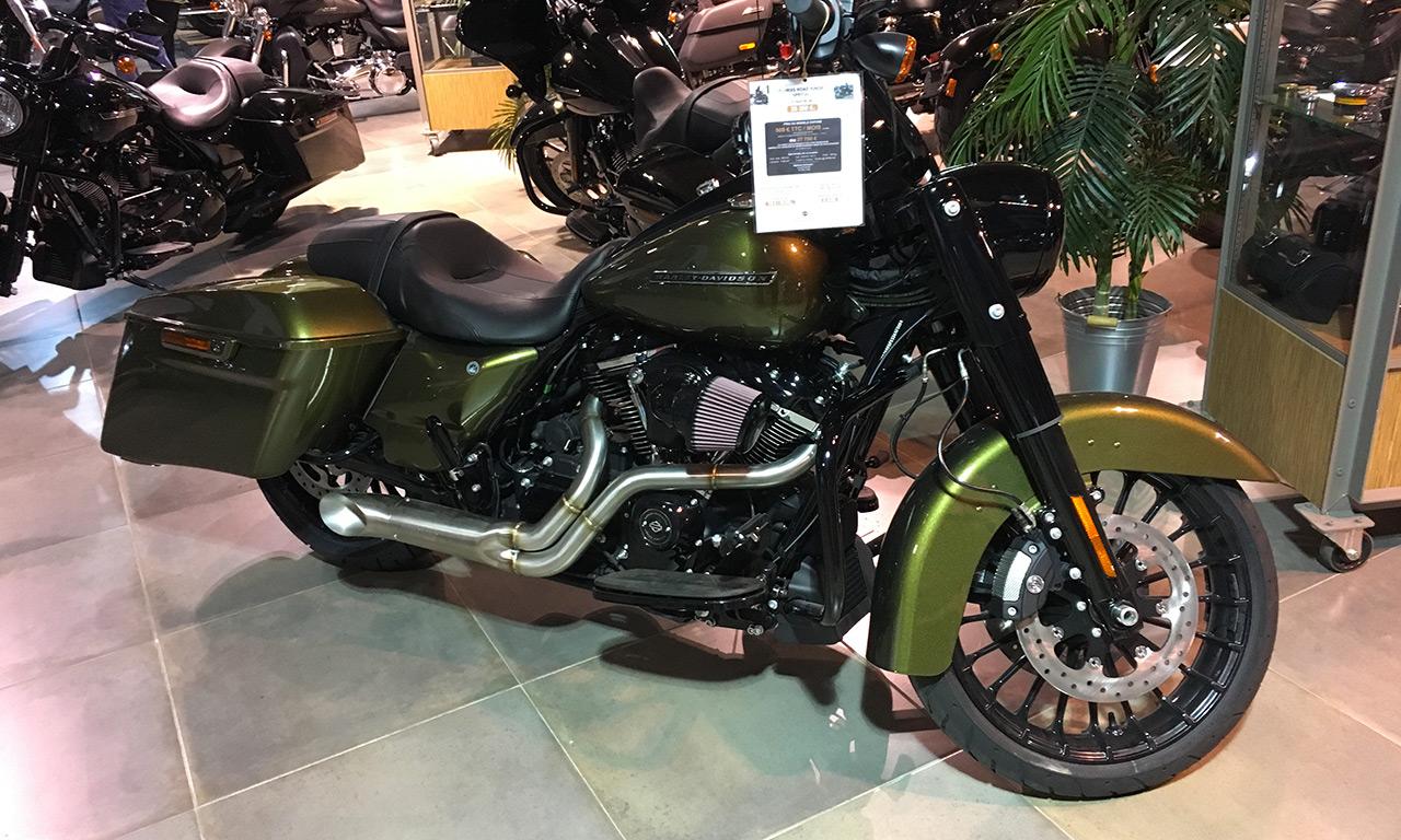 Acheter Harley Davidson Roadking sur Marseille