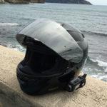Les calanques de la Ciotat à moto