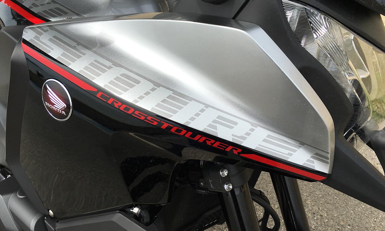 Honda Crosstourer DCT 1200