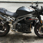 Essai du Speed Triple 1050 RS 2018 par David Jazt