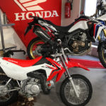 Africa Twin DCT ou non chez Honda moto