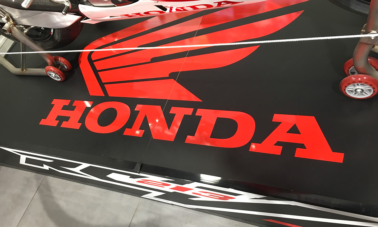 Honda moto Marseille