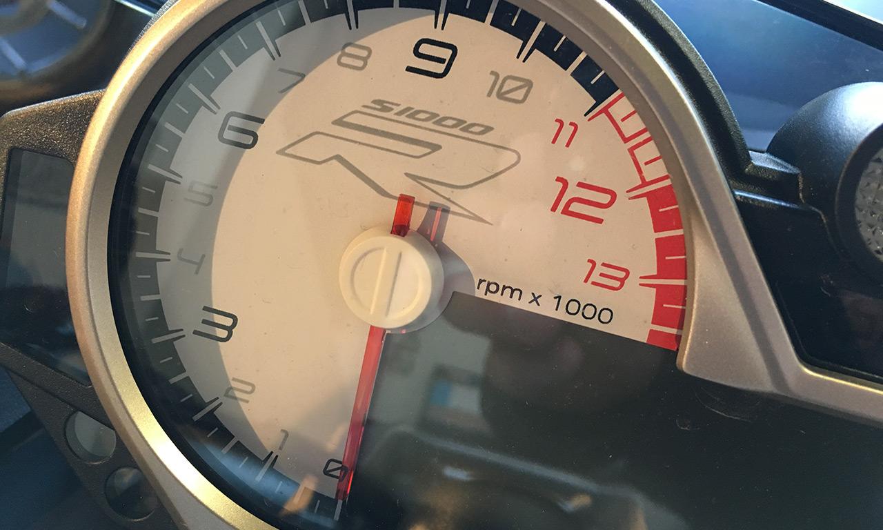 Compteur S1000R
