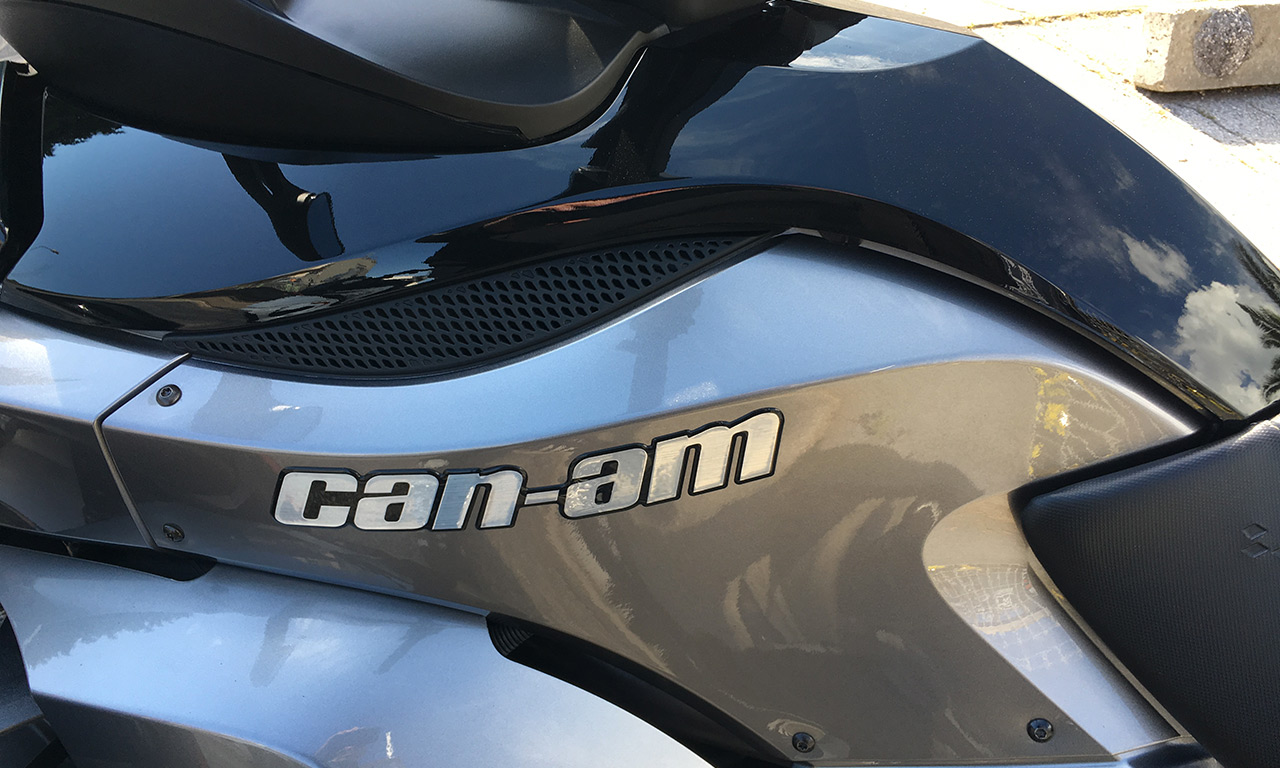 Can Am : logo