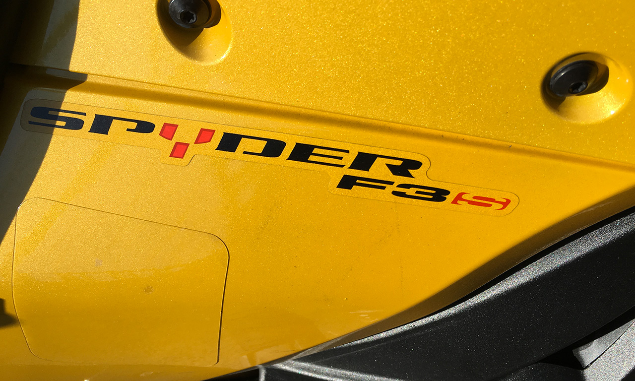 Spyder F3S