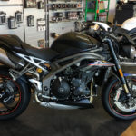 Speed Triple RS chez Triumph Provence