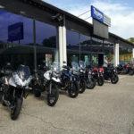 Concession moto : Triumph Provence