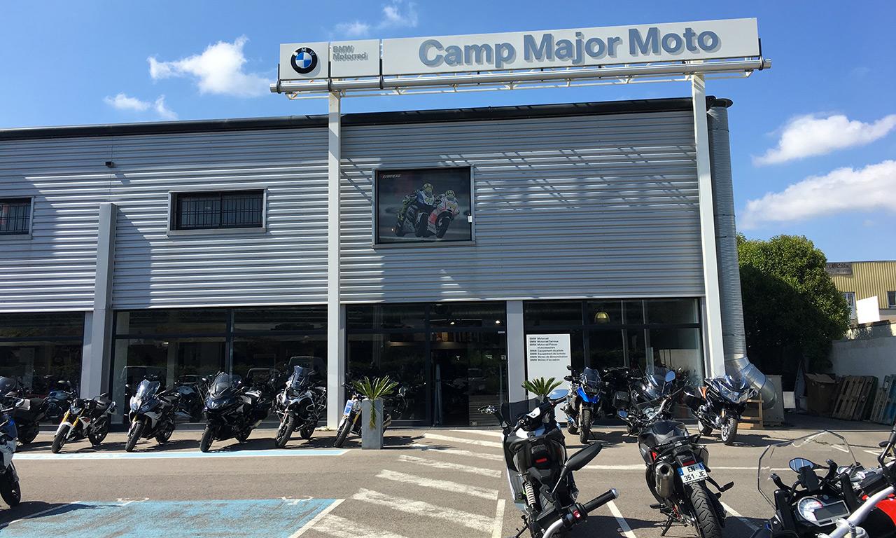 Camp Major Moto