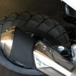 roue arrière BMW F 310 GS