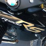 R1200RS Noir : camp Major moto