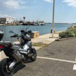 Port de bouc près de Martigues